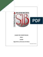 II_ciclo_algoritmica y Estructura de Datos