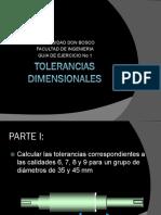 Guia de Tolerancias Dimensionales