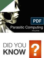 Parasitic Computing 1