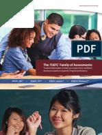 TOEFL Family Brochure