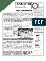 PRC-BON Newsletter Volume 7 September 2010