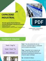 5 La Capacidad Industrial