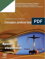 LC 1151 25016 a Conceptos Juridicos Fundamentales