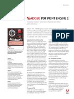 PDF Print Brochure
