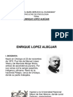 ENRIQUE LOPEZ ALBÚJAR - Presentacion Resumen