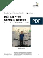 43REG SUJ 19-Controle Industriel