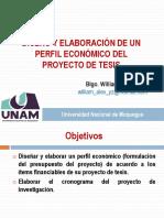 Taller Formulación Proyecto Investigación - Blgo. William Yurivilca