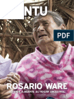 NANTU Marzo 2018 - II ROSARIO WARE