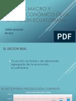 Análisis Macro y Microeconómico de La Situación Ecuatoriana PPI-TICS