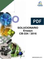 Solucionario CB-334 2016