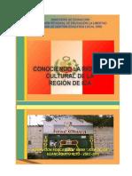 Monografia de La Region Iqueña