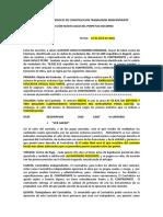 Contrato de Servicio de Construccion Trabajador Independiente[1]