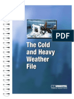 Cold and Heavy Weather File
