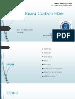 Pitch Based Carbon Fiber Madf