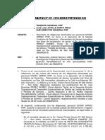NI Nº 071 - CULMINACIÓN DE DILIGENCIA ALLANAMIENTO INMUEBLES YOSHIYAMA Y BEDOYA 06MAR18