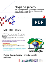 Ideologias de gênero - Congresso DI 2016