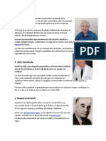 5 cientificos Guatemaltecos