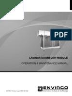 61464 Laminar Downflow IOM 0217