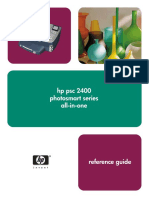 Hp Psc 2410 Printer Manual