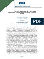 r.d. 2200_1995 Infrastructura Calidad y Seguridad Ind.