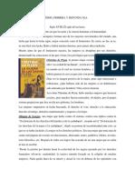 Historia Del Feminismo Primera y Segunda Ola