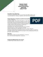 Environmental Professional Resume.doc
