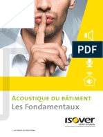 Guide Acoustique Isover