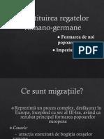 Mileniul marilor migratii