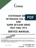 Cessna - SM - 206