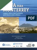 Agua para Monterrey