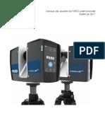 E1669(B) FARO Laser Scanner Focus Manual ES