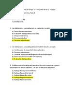 6.- Radiología Torácica I.