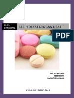 Buku Panduan Obat