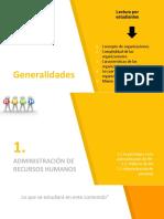 ARH-Estrategia y Estructura Organizacional