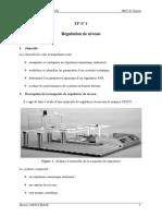TP 1 Regulation de Niveau