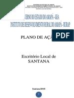 Plano de Ação Local de Santana