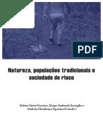 Natureza, populações tradicionais e sociedade de risco