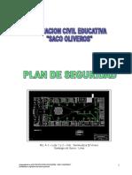 Plan de Seguridad (Colegio El Derby)