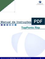 Manual TopPontoRep