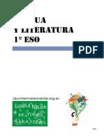 1º Eso Lengua y Literatura
