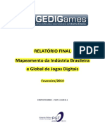 Gedi Games - 2014_Relatorio_Final