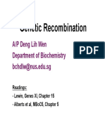 5 LSM2232 DLW DNA Recombination