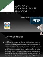 9.- Delitos Contra La Confianza y La Buena Fe en Los Negocios (1)