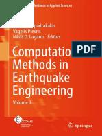 Computational Methods in Earthquake Engineering (Papadrakakis)