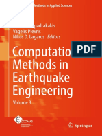 Computational Methods in Earthquake Engineering (Papadrakakis)