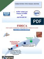 Support de Formation Des Formateurs Sur Le SYSCOHADA