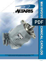 Piston Pump Metaris