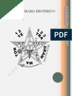 El Pentagrama Esoterico Revisada