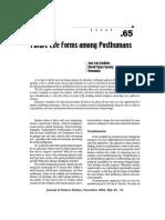 Future Life Forms among Posthumans.pdf
