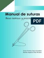 Manual de Suturas - Bases Teóricas y Prácticas